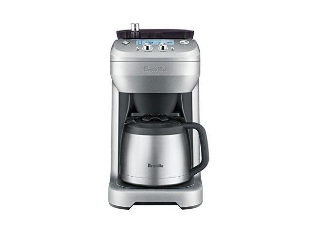 Breville The Grind Control Stainless Steel Coffee Grinder photo