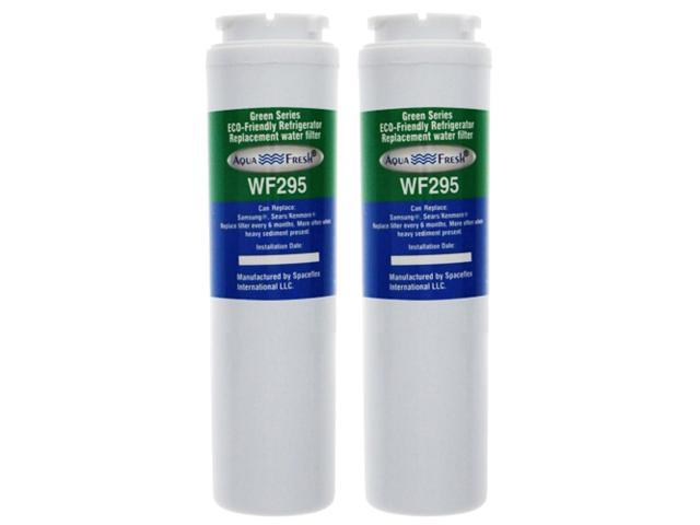 KitchenAid EDR4RXD1 Refrigerator Water Filter Replacement by Aqua Fresh (2 Pack) photo