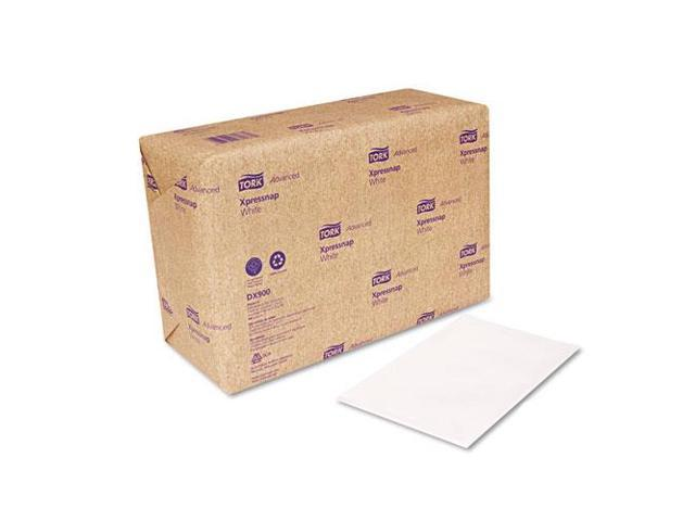 Sca Tissue Tork DX900 Dispenser Napkin Interfold 1-Ply 13'x8.5' White photo