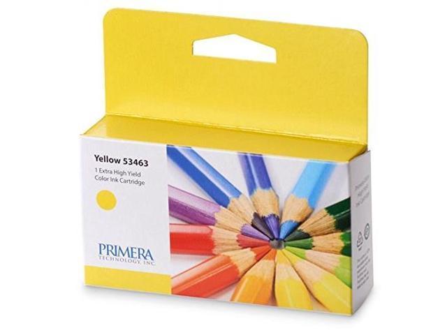 PRIMERA TECHNOLOGY 053463 PRIMERA LX2000 YELLOW INK CARTRIDGE HIGH YD (Electronics Printer Consumables) photo