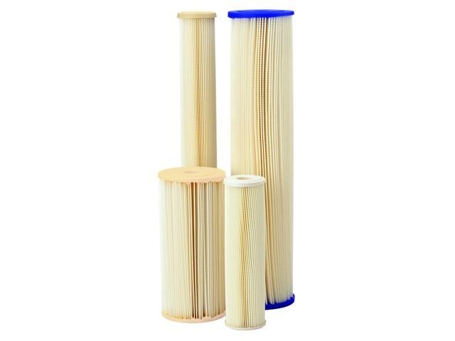 ECP1-BB Pleated Cellulose Polyester Water Filter Cartridge photo