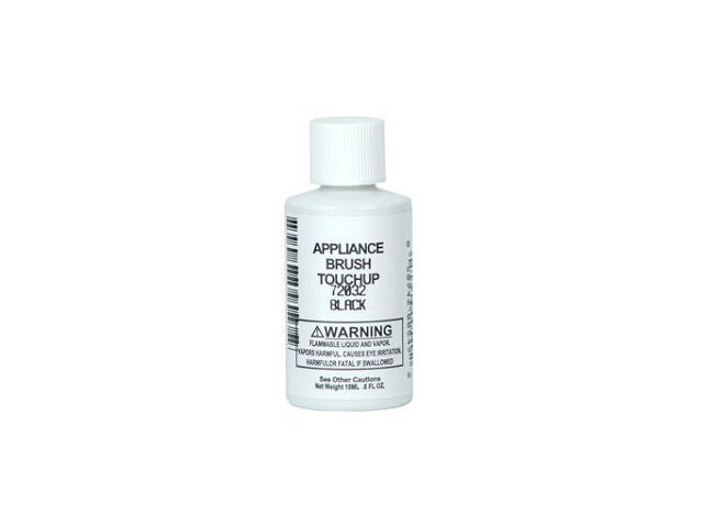 Whirlpool Black Appliance Touch Up Paint 72032 photo