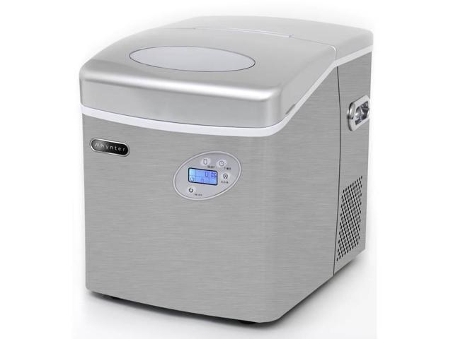 Whynter Portable Ice Maker with Water Connection MC-491DC photo