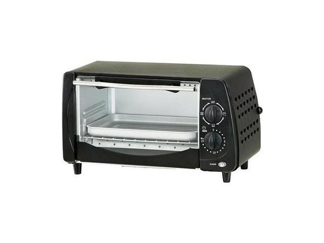 Toaster Oven 4Slice 9L Black photo