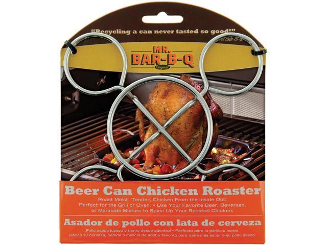 Mr. Bar-B-Q Beer can Chicken Roaster photo