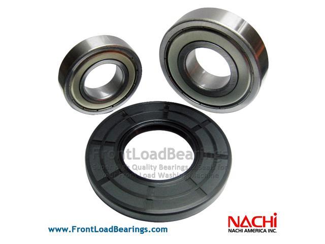 W10772617 Nachi High Quality Front Load Maytag Washer Tub Bearing and Seal Repair Kit photo