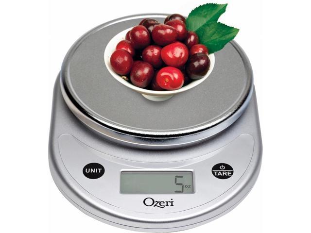 Ozeri Pronto Digital Multifunction Food Scale, Silver photo