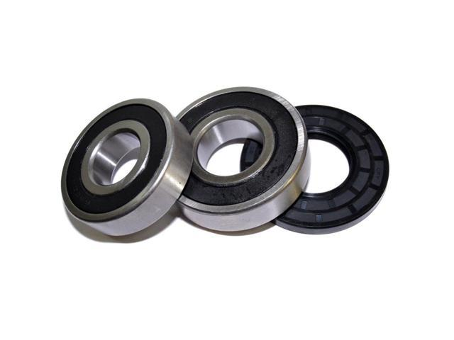 HQRP Bearing and Seal Kit for Frigidaire FTF530ES1 FTF530FS0 FTF530FS1 FTF530FS2 FTF530FS3 FTF530FS4 Front Load Washing Machine Washer Tub + HQRP. photo