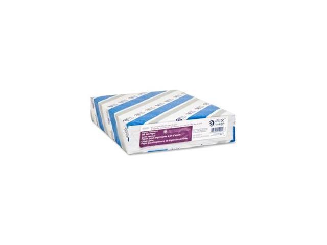 Elite Inkjet Paper 24 lb. 8-1/2'x11' 97 GE/112 ISO 500SH/RM White 45001 photo