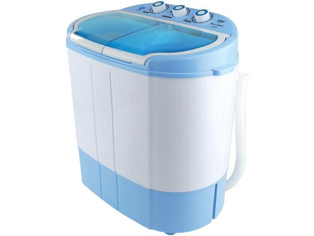PYLE HOME PUCWM22 Compact & Portable Washer & Dryer, Mini Washing Machine and Spin Dryer photo