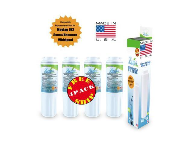 (4-Pack) - Maytag OWF51 Compatible Refrigerator Water and Ice Filter by Zuma Filters (OPFM2) photo