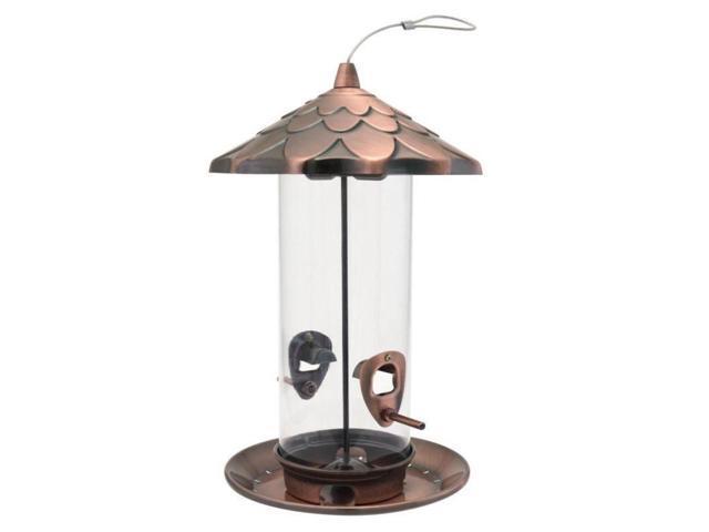 More Birds Copper Acorn Wild Bird Seed Feeder (617313382886 Pet Supplies Dog Supplies) photo