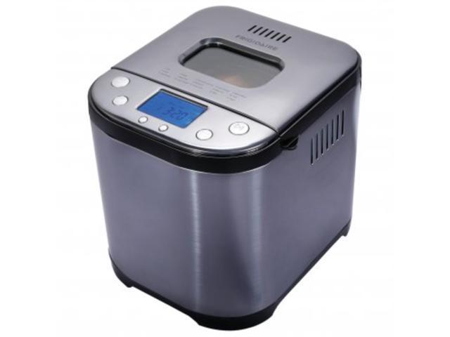Frigidaire EBRM100-SSBLACK 2-Pound 710-Watt Electric Stainless Steel Bread Maker (Black) photo