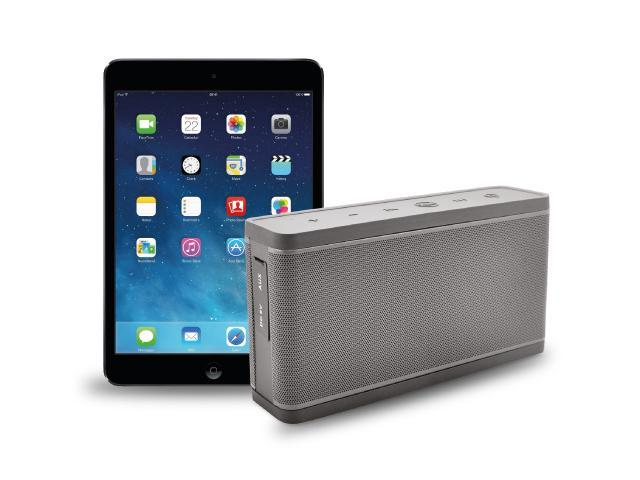 Music Box Studio - Bluetooth Wireless Speaker, Powerful & Clear Sound with DSP Technology (851814006029 Electronics Audio Audio Components Speakers) photo