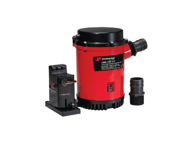 Johnson Pump 2200GPH Auto Bilge Pump w/Mag Switch - 12V photo