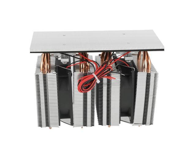 FTVOGUE 12V 240W 212710 Electronic Semiconductor DIY Refrigerator Cooler Cooling System Kit photo