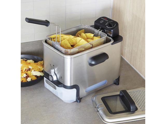 T-fal FR800050 Ultimate EZ Clean Pro Deep Fryer photo