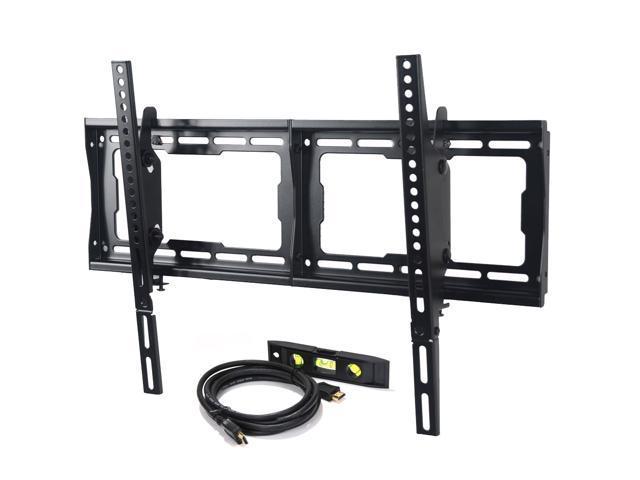 VideoSecu Heavy Duty LCD LED Tilt TV Wall Mount Bracket for Samsung 32 39 40 46 48 50 51 55 60 64 65 75' Plasma 3D HDTV UHD Flat Panel Screen. photo