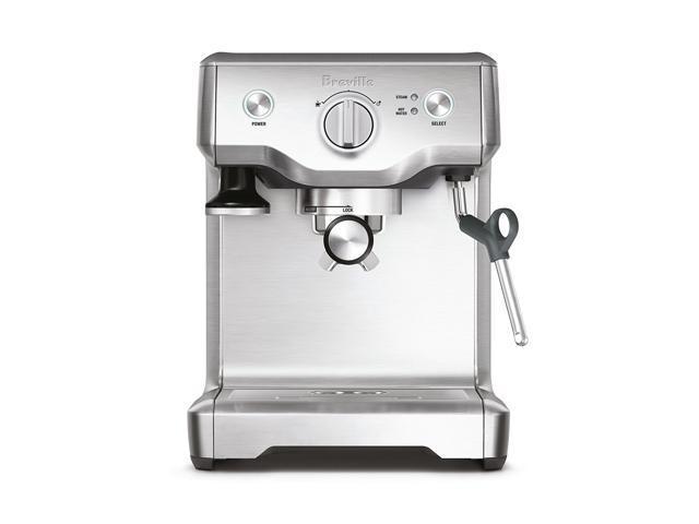 Breville Duo Temp Pro Espresso Machine, Stainless Steel photo