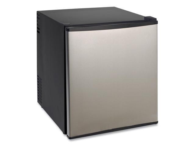 Avanti 1.7 Cu. Ft. Superconductor Refrigerator Black Cabinet with Stainless Steel Door SAR1702N3S photo