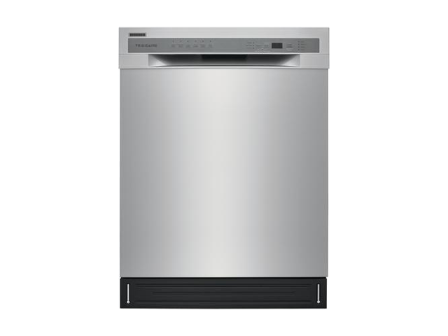 Frigidaire FFBD2420US 24' Built-in Dishwasher with Stainless Steel Drum 14 Place Settings 4 Cycles in Stainless Steel photo