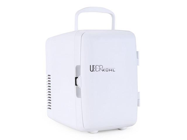 Uber Appliance UB-KH1 Uber Kuhl Electric Personal and Portable 4 Liter/6 can Mini fridge cooler and warmer AC/DC for Car, RV, Home, Dorm and Office. photo