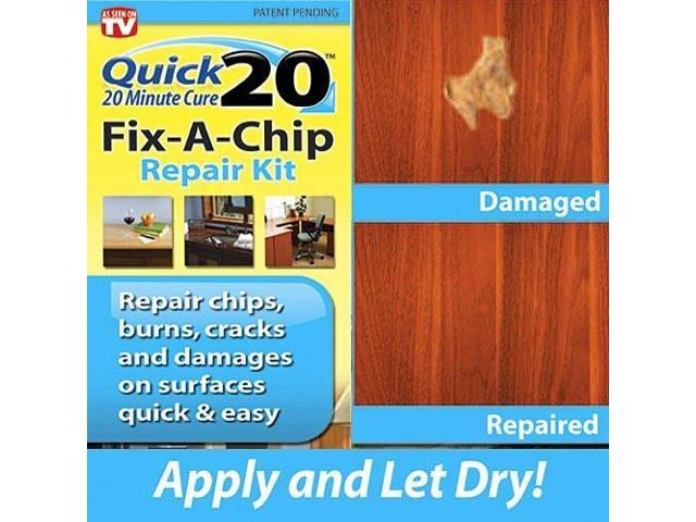 Quick 20 No Heat Fix-A-Chip Repair Kit photo