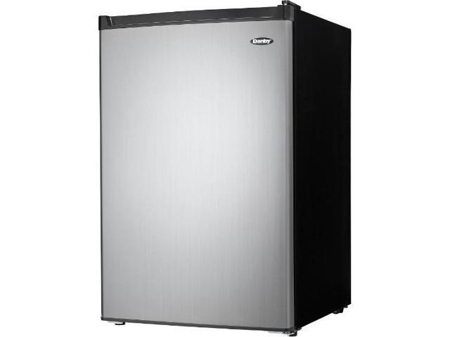Danby 4.5 cu. ft. Compact Refrigerator with True Freezer photo