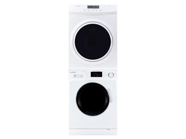 Equator Stackable Washer Dryer Set EW 824 N + ED 860 V photo