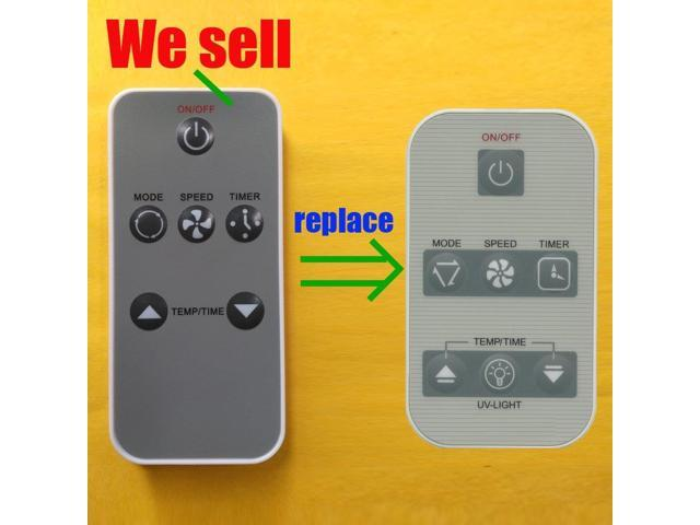 Replacement for Amana Air Conditioner Remote Control 0010403163 works for ACD105E ACD105R ACD106R ACD125E ACD125EX ACD125R ACD145R ACD155E ACE156E. photo