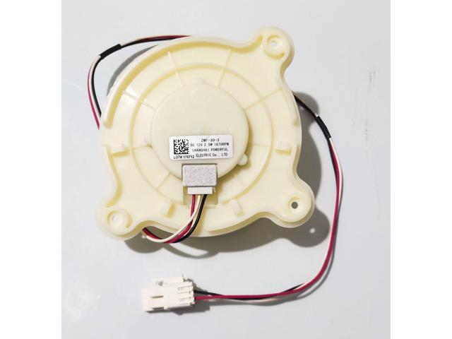 For Samsung refrigerator fan motor condensing fan hot air blower DA31-00287C B ZWF-30-3 1870RPM #170712 photo