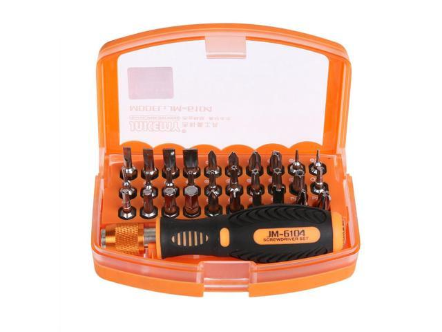 JAKEMY 31 in 1 Screwdriver Kit Repair Tools Screwdriver Set for Maintenance Disassembled with Magnetic for Electrical Appliance photo