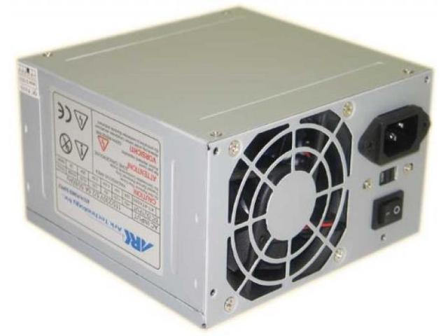 Ark Technology PS2 500W ATX Computer Power Supply ARK500/8, Supports SATA (637282942652 Electronics Computer Components) photo
