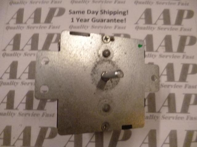 Recertified - 3396047 Whirlpool Dryer Timer *LIFETIME Guarantee* SAME DAY SHIP photo