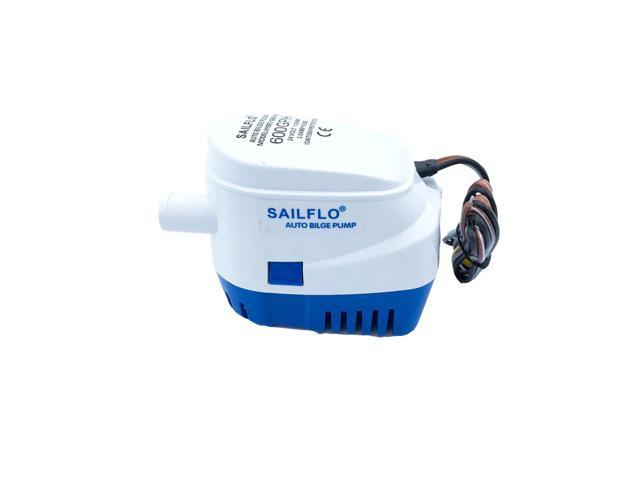 Automatic Submersible Bilge Water Pump 1100GPH 12V 24V With Switch Auto Electric Motor Boat Aquario Filter Accessories Aquarium photo