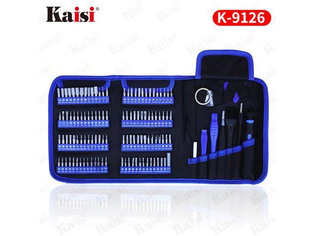 K-1926 Screwdriver Magnetic Bits Hand Tool Repairs And Maintenance For PC Electronic Part Precision Phone Watch Home Appliance photo
