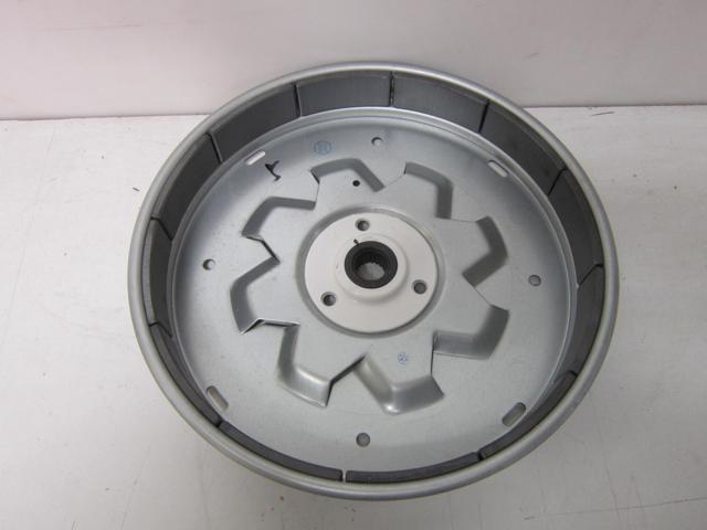 Samsung WF45R6300AV/US Washer Motor Rotor Assembly DC31-00112A photo