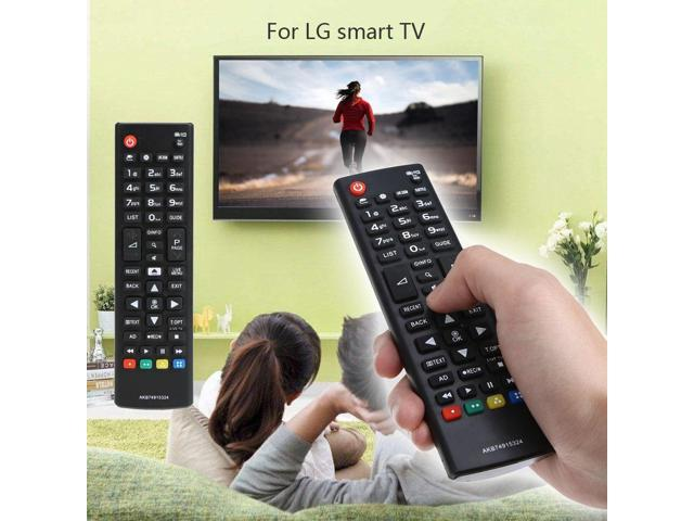 433MHz Remote Control TV Replacement for LG AKB74915324 Smart Wireless LED LCD Television Controller Home Appliance Accessories photo