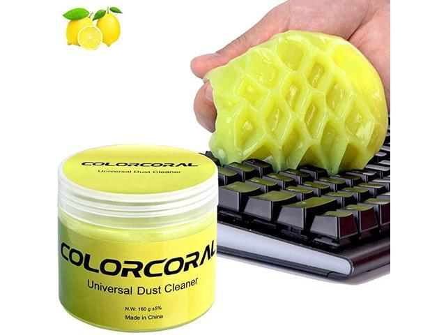 Cleaning Gel Universal Dust Cleaner for PC Keyboard Cleaning Car Detailing Laptop Dusting Home and Office Electronics Cleaning Kit Computer Dust. photo