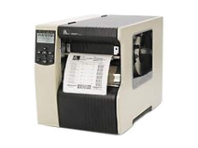 zebra technologies 112-801-00000 series 110xi4 4' dt/tt tabletop printer, rfid ready, 203dpi resolution, serial/parallel/usb 2. (807027540669 Electronics) photo