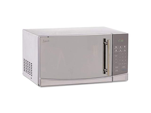 avanti mo1108sst 1.1 cubic foot capacity stainless steel touch microwave oven, 1000 watts photo