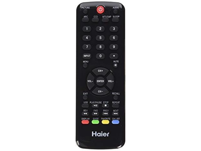 haier tv-5620-125 remote control photo