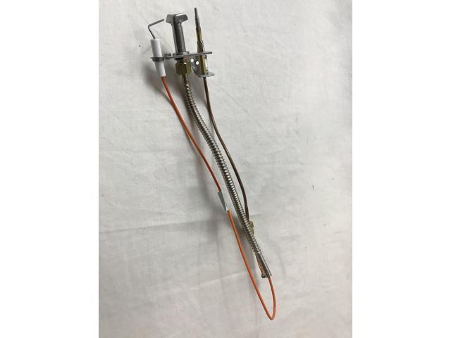 DCS FISHER & PAYKEL OUTDOOR PATIO HEATER PILOT ASSEMBLY PART P4 LP photo