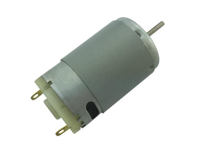 RS395 High Speed Motor Toy Model Electric Motor Home Appliance Robot Motor 12V 7500RPM 24V 15000RPM photo