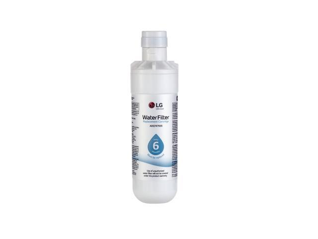 LG 6 month / 200 Gallon Capacity Replacement Refrigerator Water Filter LT1000P photo