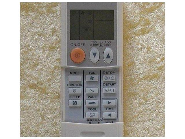 Replacement AC Remote Control for MSZ-GE12NA-8 MSZ-GE15NA-8 MSZ-GE18NA-8 MSZ-A15NA-1 MSZ-A17NA-1 Km07J For Mitsubishi Air Conditioner photo