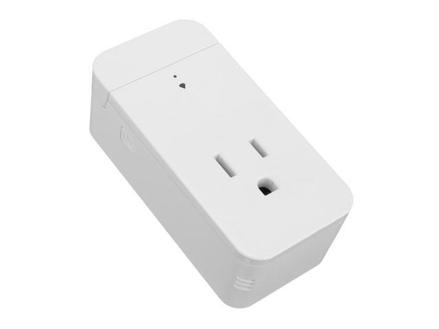Kinco US Plug SM01 Infrared WIFI Smart Plug Socket Alexa Voice Control Phone Group Control Home Appliances Wireless Voice Socket photo