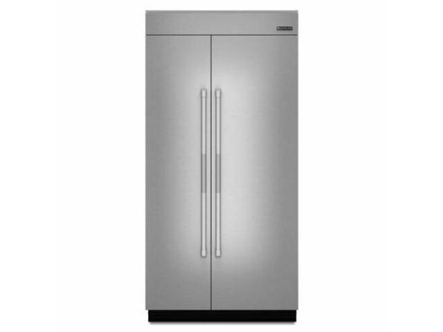 Jenn-Air® 42' Built In Refrigerator Panel Kit - JPK42SNXWSS photo