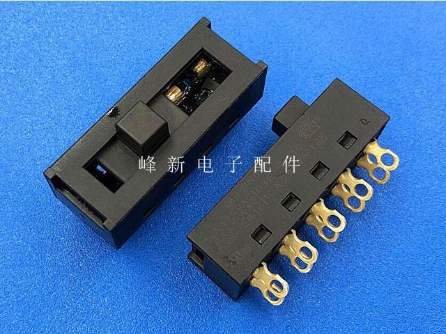 current 10pin 4gear sliding switch hair dryer toggle switch DSE-2410 photo