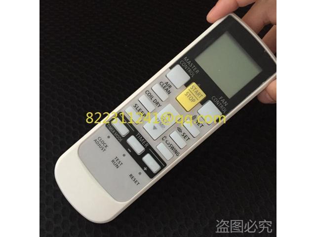 Remote Control FOR Fujitsu AR-RY17 AR-RY9 AR-RAE1E AGYF09LAC AR-RY7 ARYA30LBTU DC Air Conditioner photo